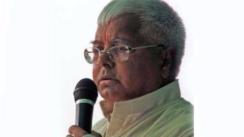PM indirectly calls Lalu a 'Shaitan'