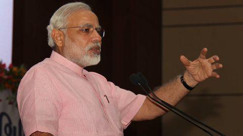 Lalu attacks PM by calling him 'Pisaach Modi'