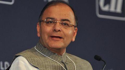 Jaitley to open World Economic Forum India Summit