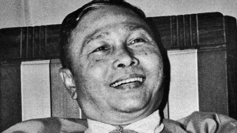 Post-Independence Burma