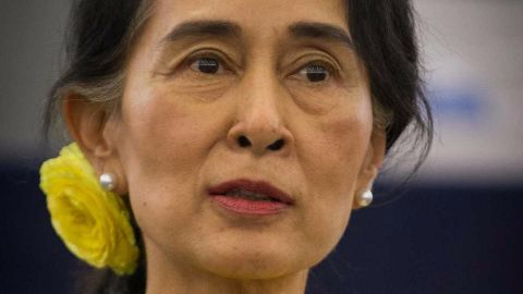 Suu Kyi's NLD wins a landslide victory
