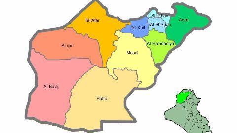 Yazidis in Sinjar