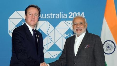 Modi's UK-visit to bring in $14 billion worth business