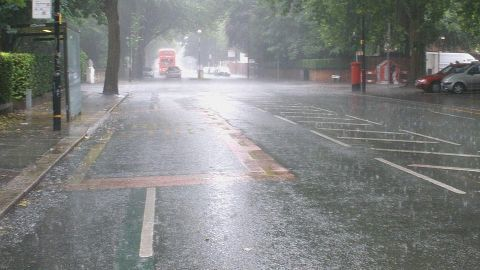 Heavy rain creates havoc in Chennai