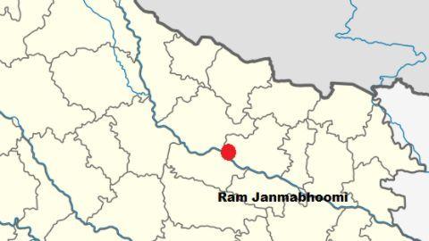 Chief architect of Ramjanamabhoomi movement