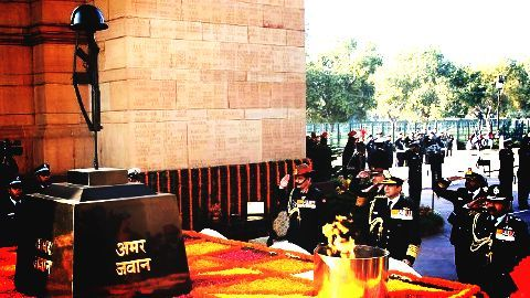 Last rites of martyred Mahadik held with full military honours