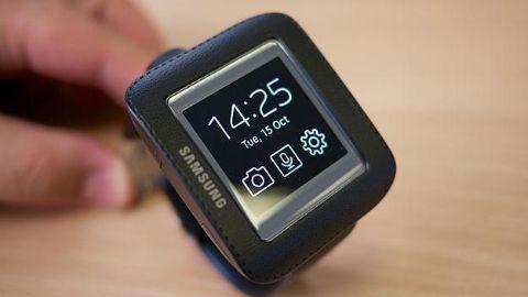 Samsung launches Galaxy Gear smartwatch