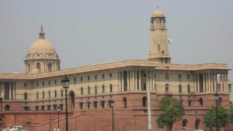 Parliament to be lit up on Constitution Day