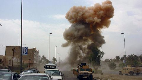 15 killed in bus blast in Tunisia
