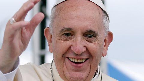 Pope arrives in Kenya, kickstarts his Africa tour