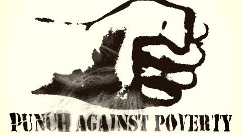 Issue of poverty broached by the Pope