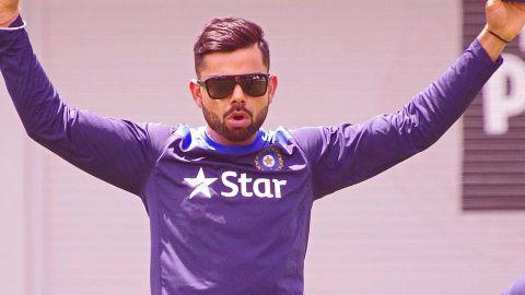 Kohli criticizes ICC over pitch rating