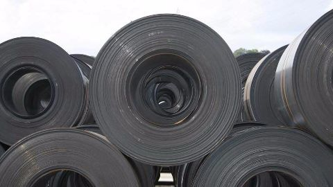 5-57% anti-dumping duty on cold-rolled steel