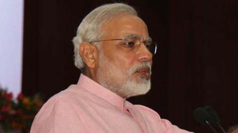 PM Modi a 'coward, psychopath', says Kejriwal