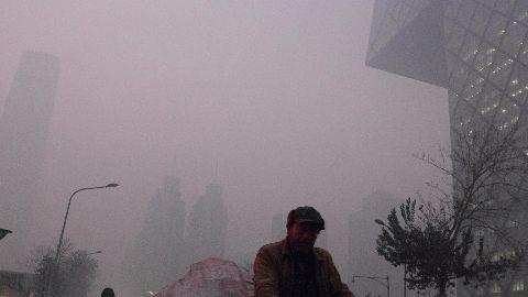 Canada sells 'fresh air' to smog ridden China