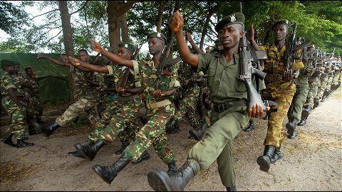AU to send 5000 soldiers to Burundi