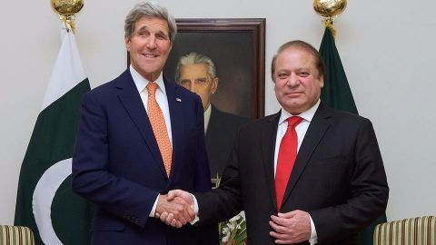 US to extend Pak military aid to 2016