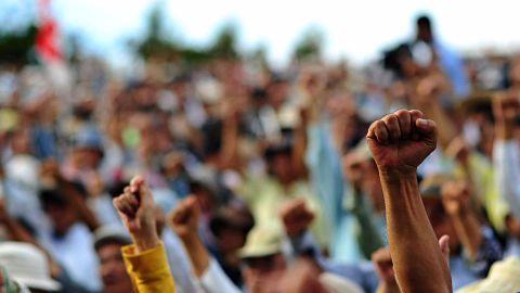 Public criticism of lax government regulations