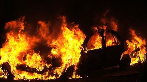 Dawood's auctioned car to be burnt in Delhi