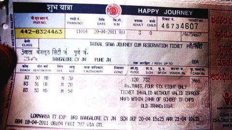 Railways dole out the 'Premium Tatkal'