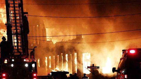 Over 80 die in Shenzhen toy factory fire