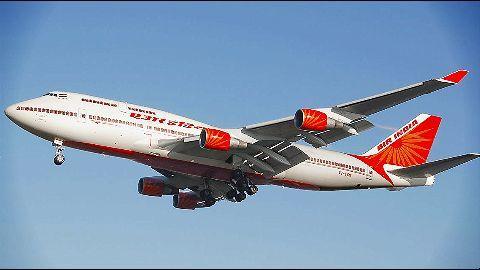 Air India denies 'only vegetarian' meals menu