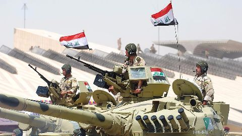 Coalition forces, Iraqi troops make gains