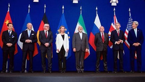 Iran and world powers sign historic nuclear deal