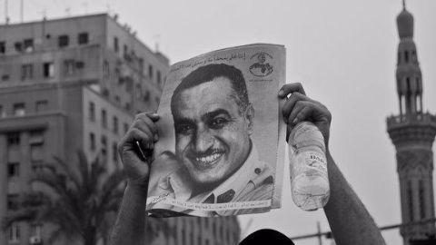 Nasser's rule till 1970