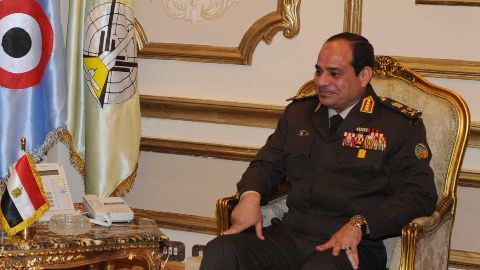 The rise of Sisi