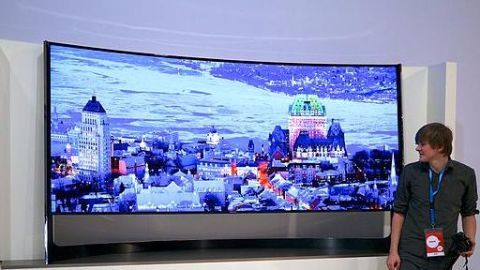 The next generation of televisions at CES 2016