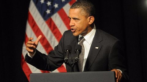 What were the key points addressed by Obama?