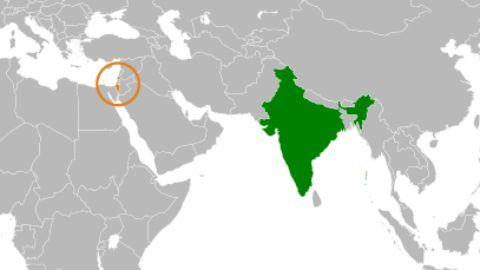 Sushma Swaraj visits Israel