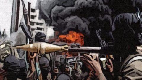 Gunmen storm Pak university