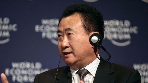 China's Wanda group and Indian realty sector