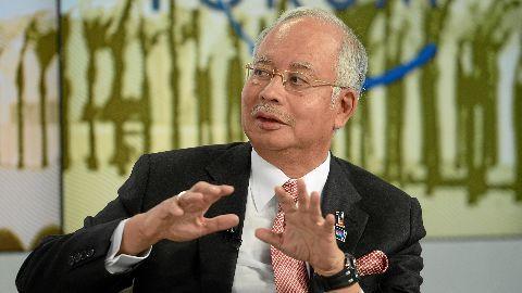 Saudi royals gave Najib $681 million 'personal donation'