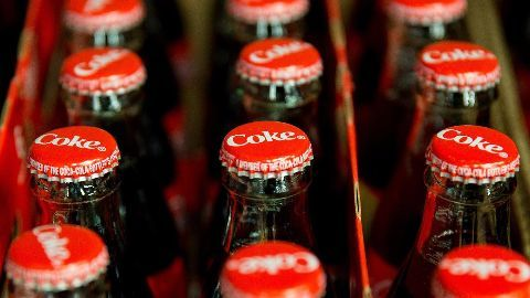 Coke launches dairy drinks in India