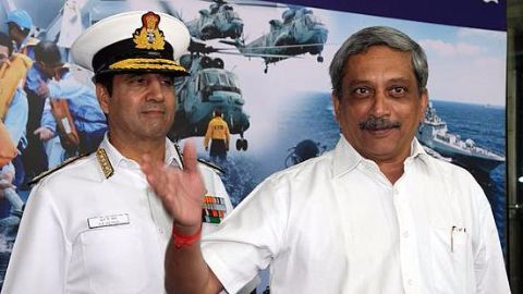 Manohar Parrikar says balloon came from Pakistan