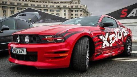6th Generation Mustang: The new and advanced