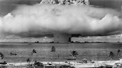 Marshall Islands- the nuclear testing ground