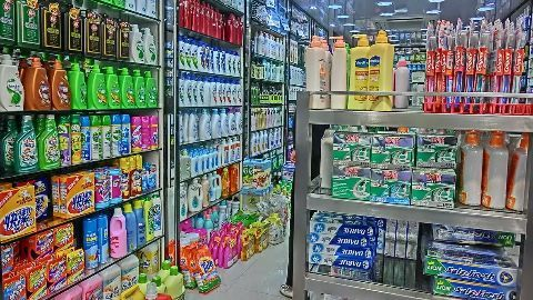 Consumer goods drive growth in India