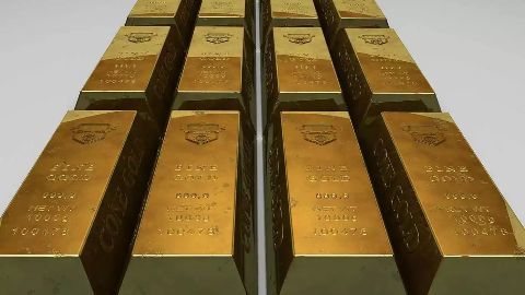 Markets react negatively even as gold rises