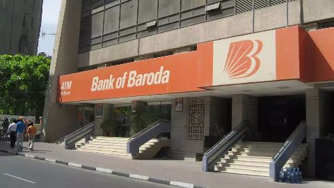 Bank of Baroda posts highest quarterly loss
