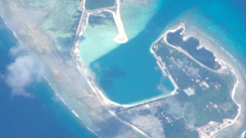 China places missile systems on disputed islands