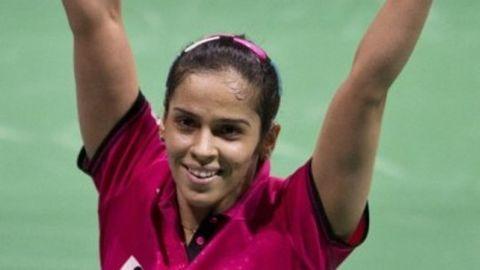 Saina Nehwal reigns supreme again!