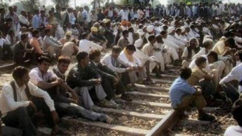 Gujjar reservation rebellion takes an ugly turn