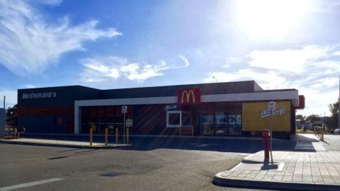 No Angus Burger on McD Australia/NZ menus