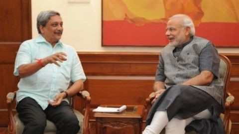 India to only buy 36 Rafales: MoD Parrikar