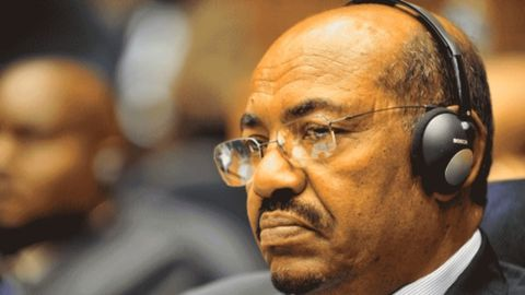 War-crimes accused Bashir sworn-in as President
