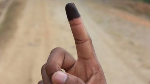 Sudan begins voting for the Presidential election